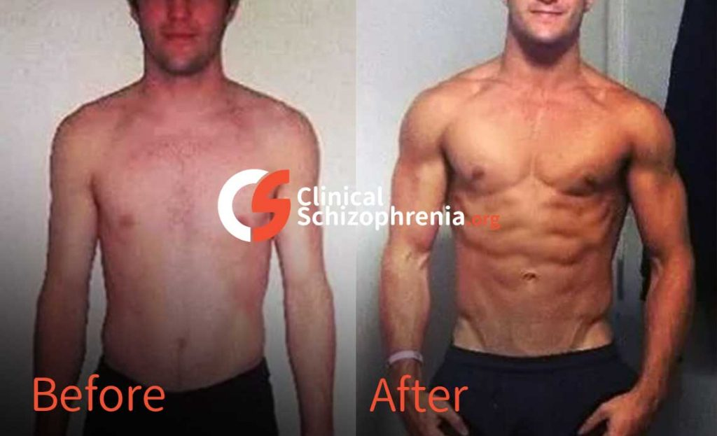 Boldenone results before and after