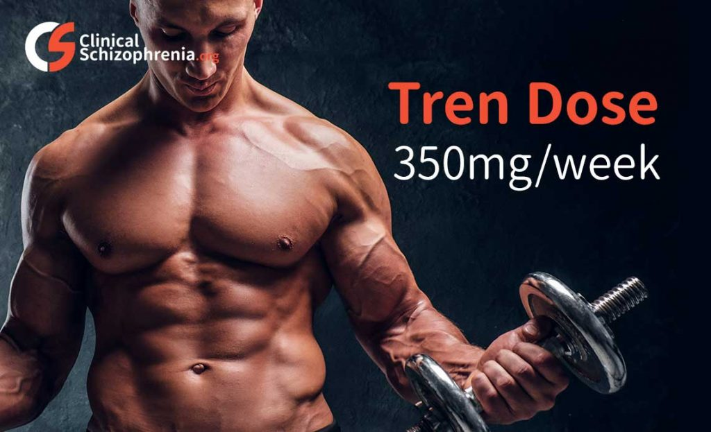 tren cycle dosage