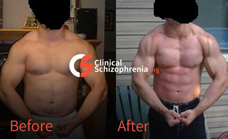 Mesterolone results before and after