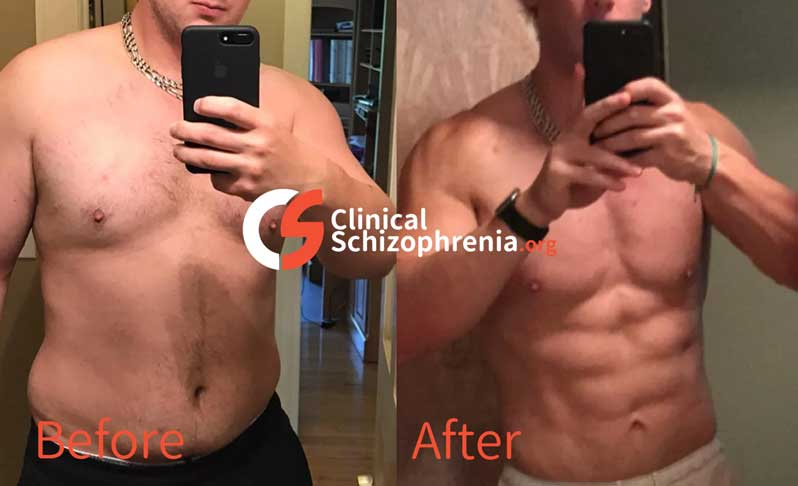testosterone cycle results before and after